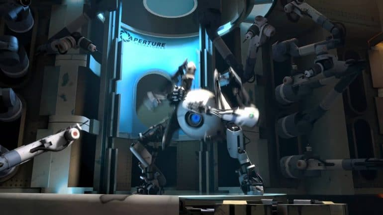 5 Games With The Best Storylines Portal 2