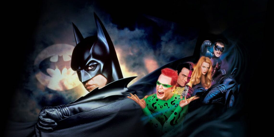 Batman Forever: Release the Schumacher Cut for the 25-Year Anniversary