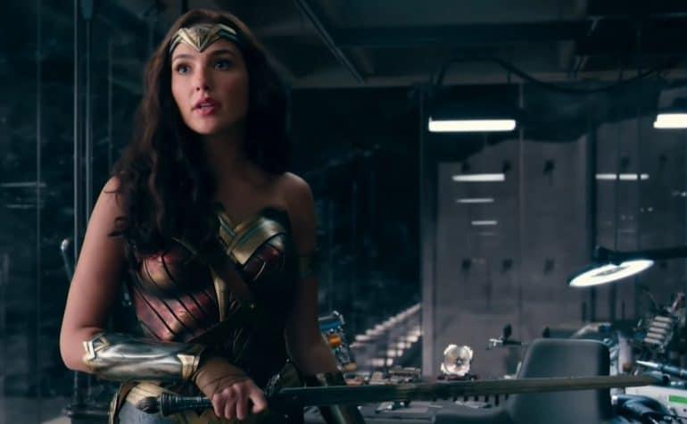 Caitlin Burles Gal Gadot Wonder Woman Justice League