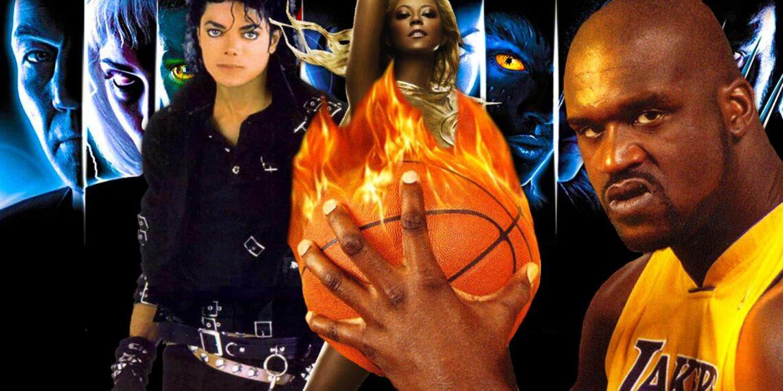First X-Men Movie: Michael Jackson, Shaq & Mariah Carey Were Interested