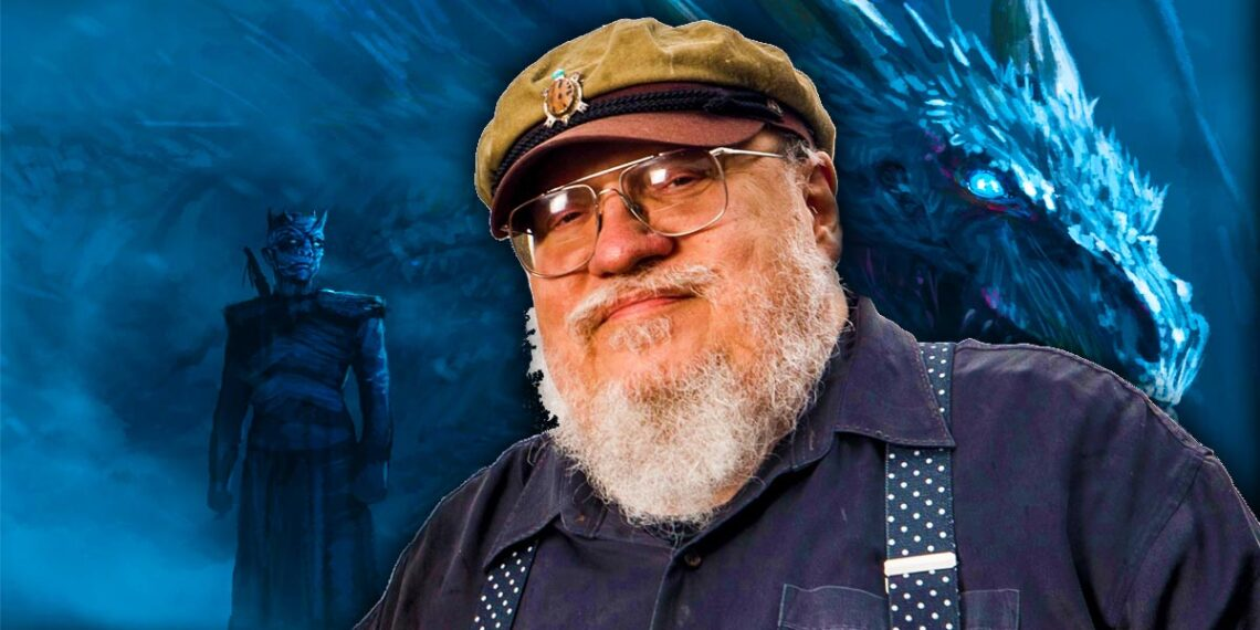 Game of Thrones Fans Can Now Arrest George R. R. Martin