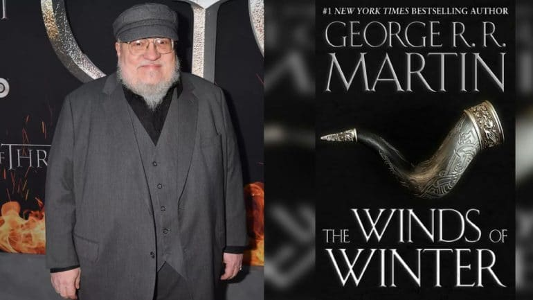 George R R Martin The Winds of Winter