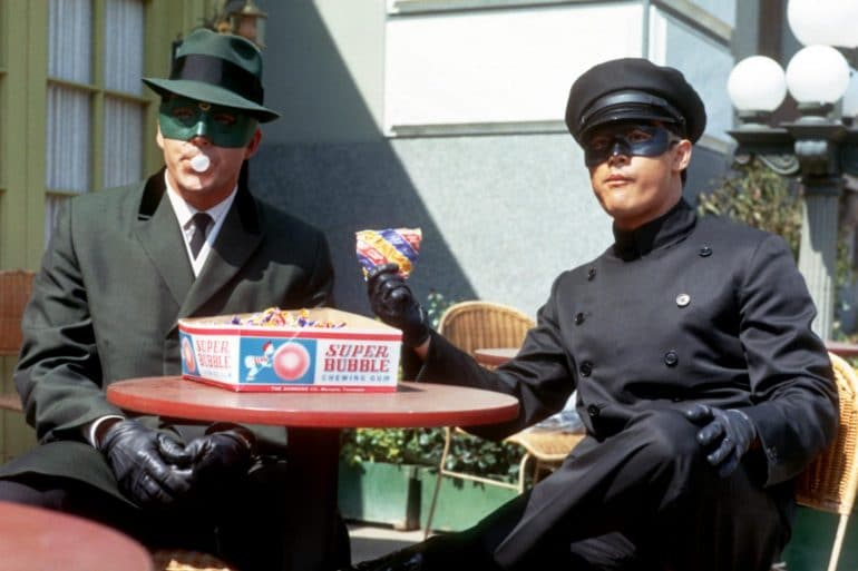 Kevin Smith Is Working On A New Green Hornet Animated ...