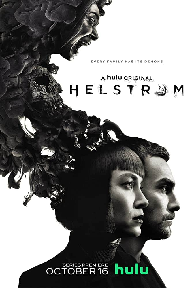 Helstrom Hulu poster