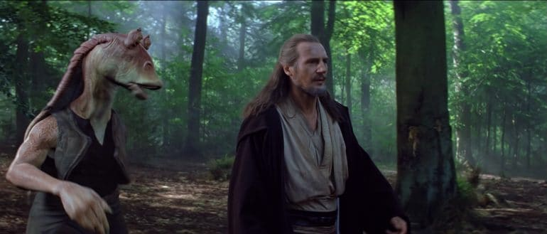 Is Star Wars' Qui-Gon Jinn Actually A Skywalker