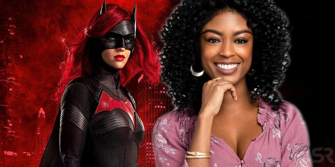 Javicia Leslie Batwoman Ruby Rose