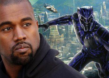 Kanye West President Wakanda Black Panther