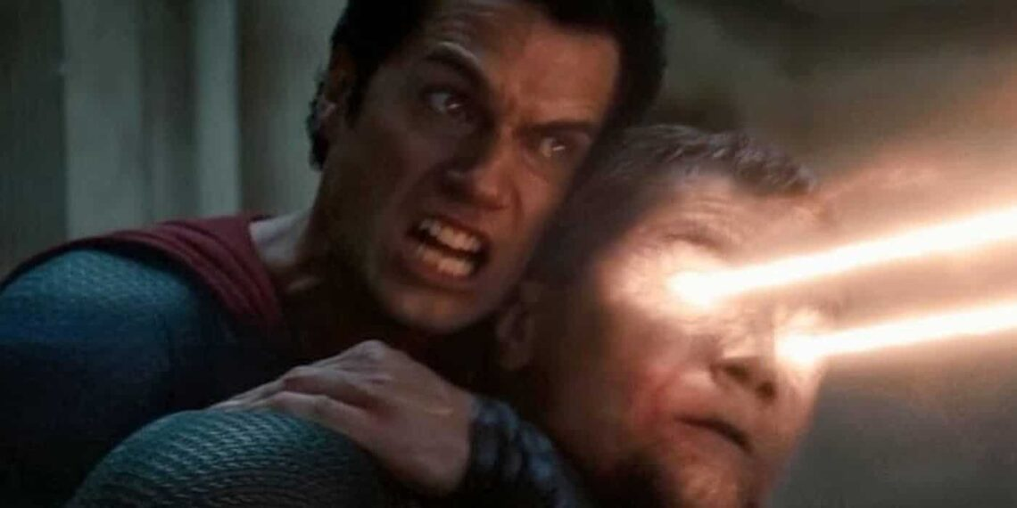 Man Of Steel Writer Says Superman Didn't Kill Zod In Alternate Ending