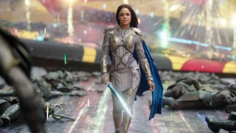 Marvel's Tessa Thompson On More Diversity In Phase 4
