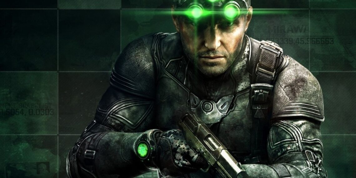 New Splinter Cell Animated TV series Coming to Netflix