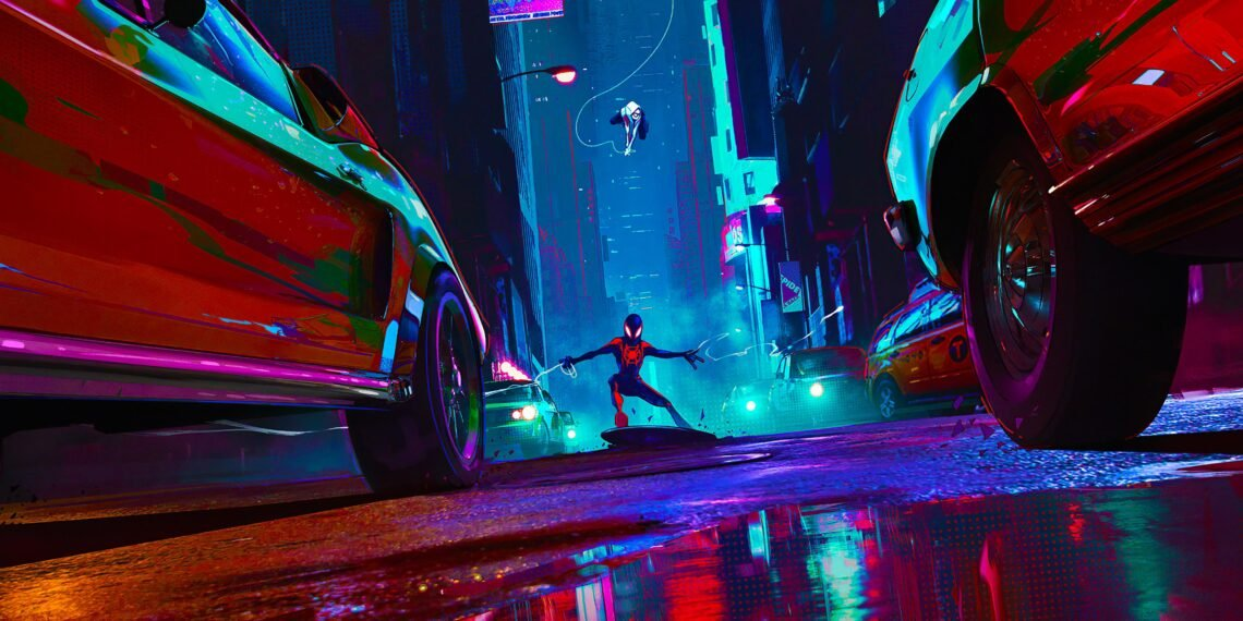 Spider-Verse Producer Christopher Miller Says Sequel Has Groundbreaking Art Techniques