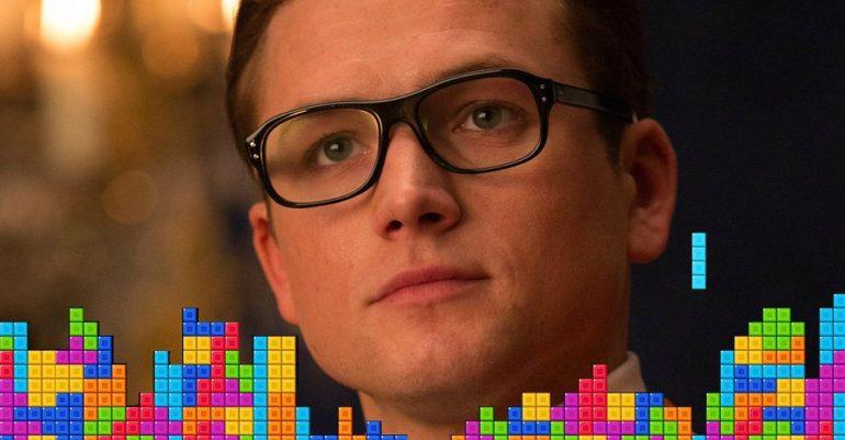 Tetris Movie In The Works Starring Taaron Egerton