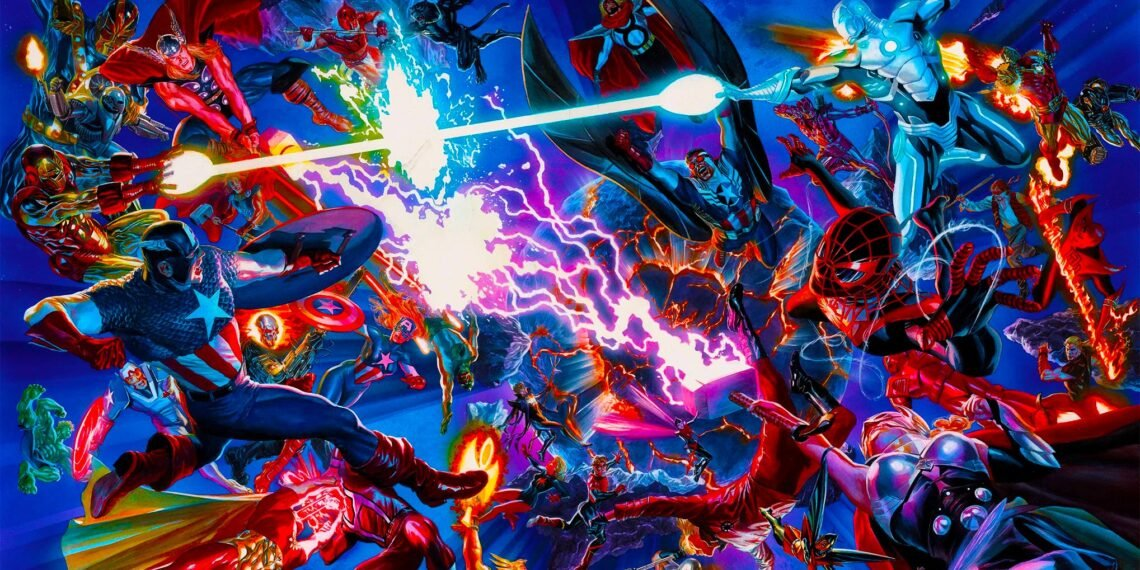 The Russo Brothers Secret Wars Movie