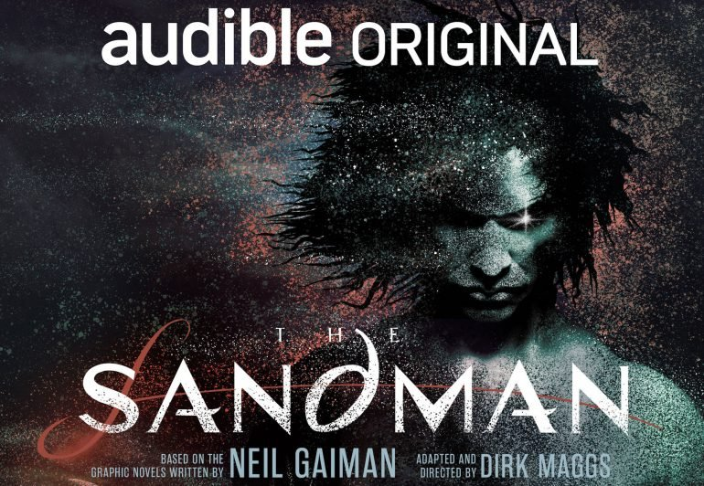 The Sandman Audio Book Trailer Showcases James McAvoy As Lord Morpheus