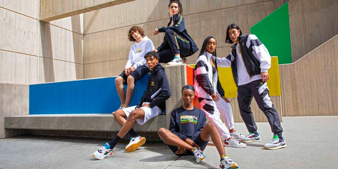 PUMA Unity Collection Unifying Through the Power of Sport