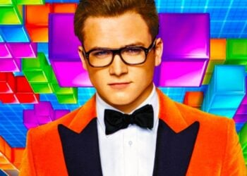 There's A Tetris Movie In The Works Starring Taron Egerton