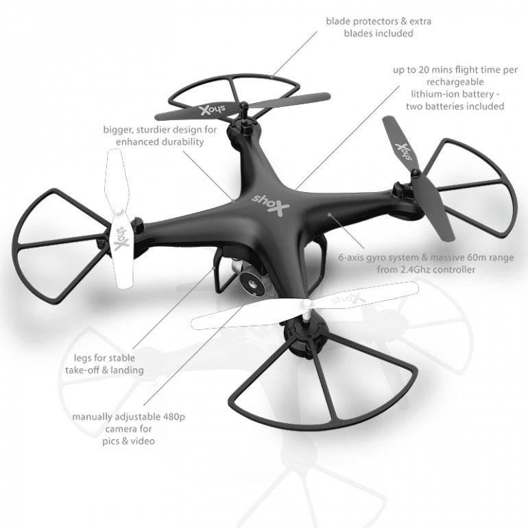 Win A Shox Enduro Drone