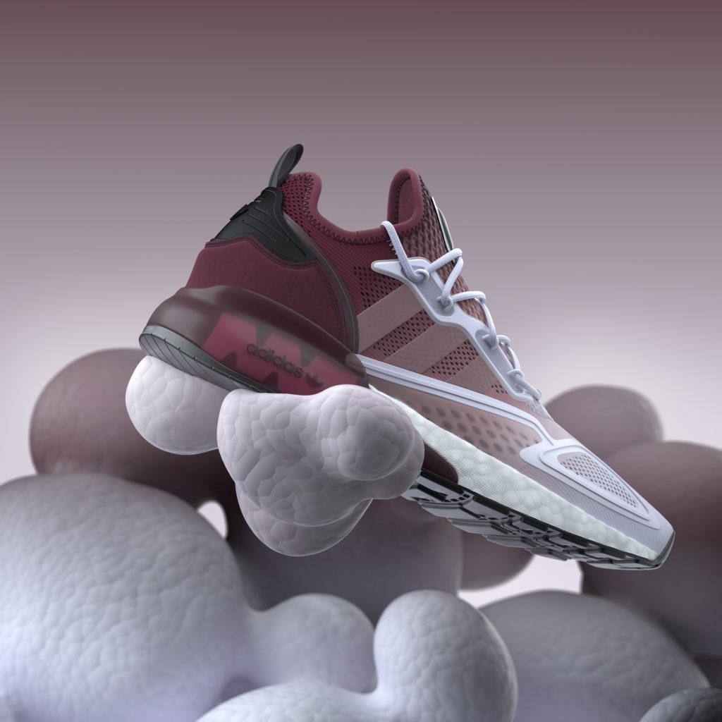 adidas Originals Drops Two New ZX 2K BOOST Sneakers