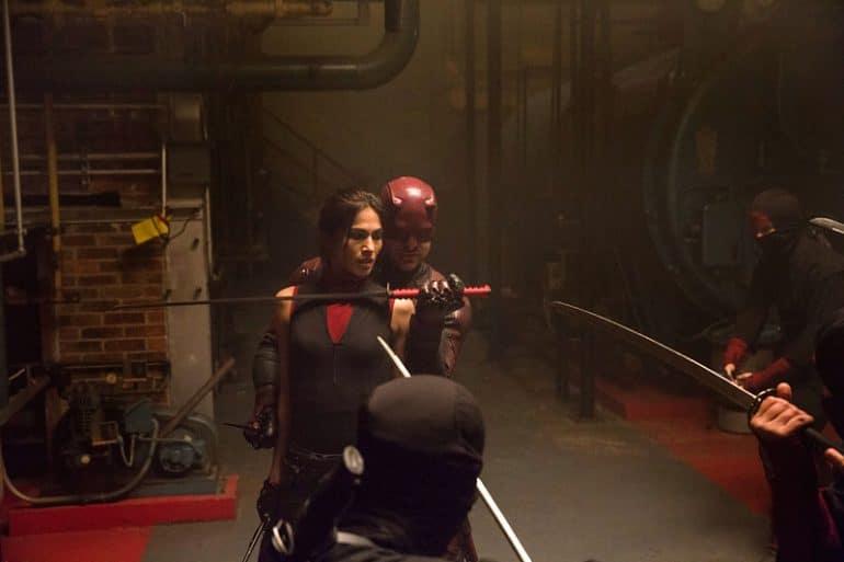 Élodie Yung Elektra Marvel