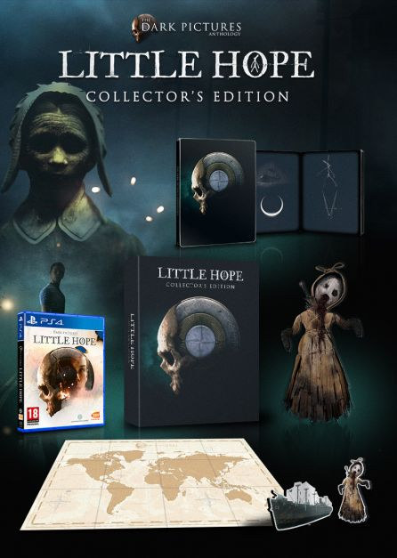 The Dark Pictures Anthology: Little Hope Gets An Interactive Trailer