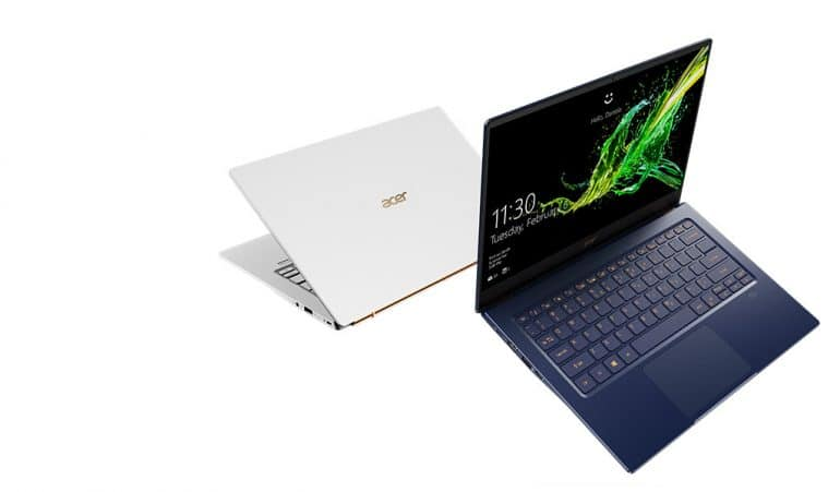 Acer Swift 5 (2020) Review – Slim But Stylish