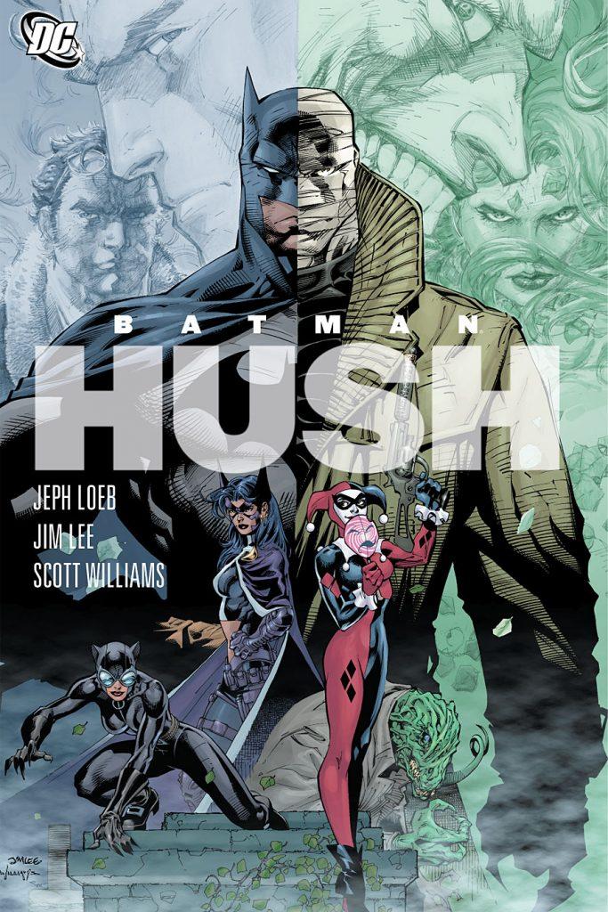 Batman: Hush (2002)