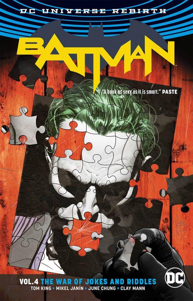 Batman: The War of Jokes and Riddles