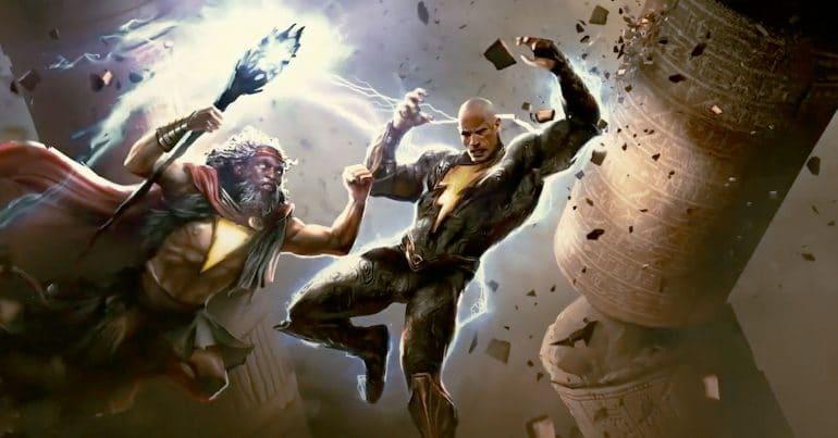 Black Adam: The Rock Teases Showdown With Superman