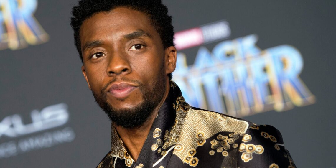 Chadwick Boseman Black Panther died