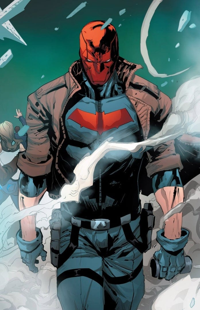 Curran Walters Jason Todd The Red Hood
