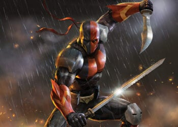 Deathstroke Knights & Dragons The Movie Review