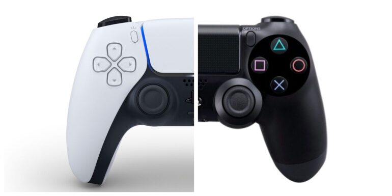 DualShock 4 Controller Won't Work With PlayStation 5