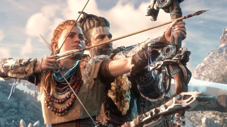 Horizon Zero Dawn playstation free games