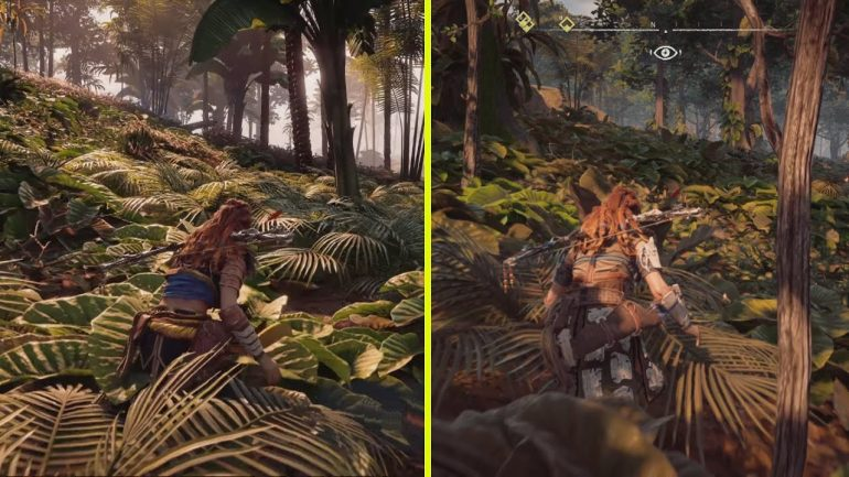 Horizon Zero Dawn Pro vs PC