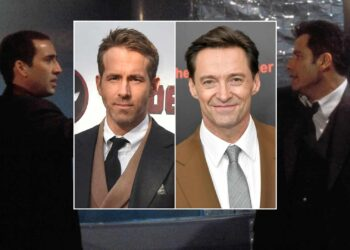 Hugh Jackman Says He'd Love To Do A Face/Off Remake With Ryan Reynolds