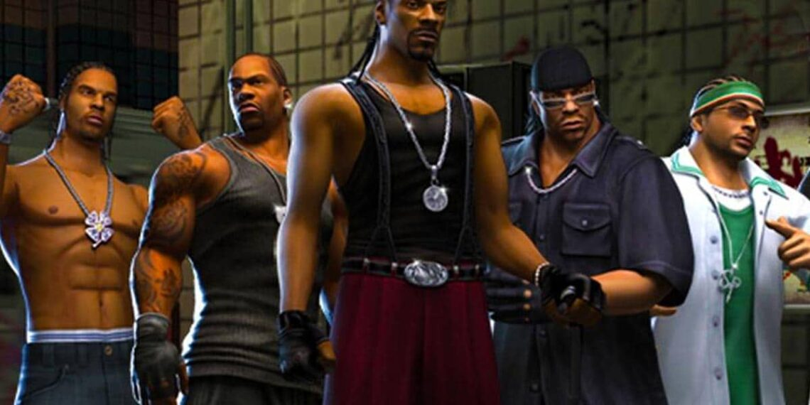 Is Def Jam Teasing The Announcement Of A New Game