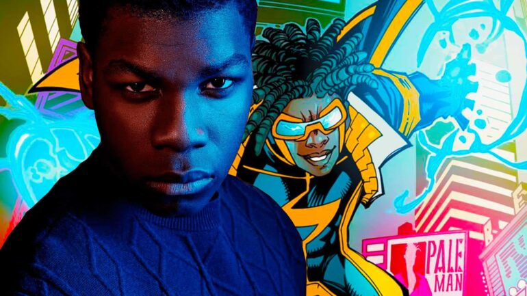 John Boyega Says He'd Love To Play Red Hood Since He's Too Old For Static Shock