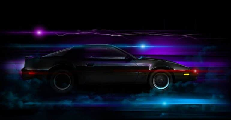 Knight Rider: James Wan Is Turning The Classic Series Into A Movie
