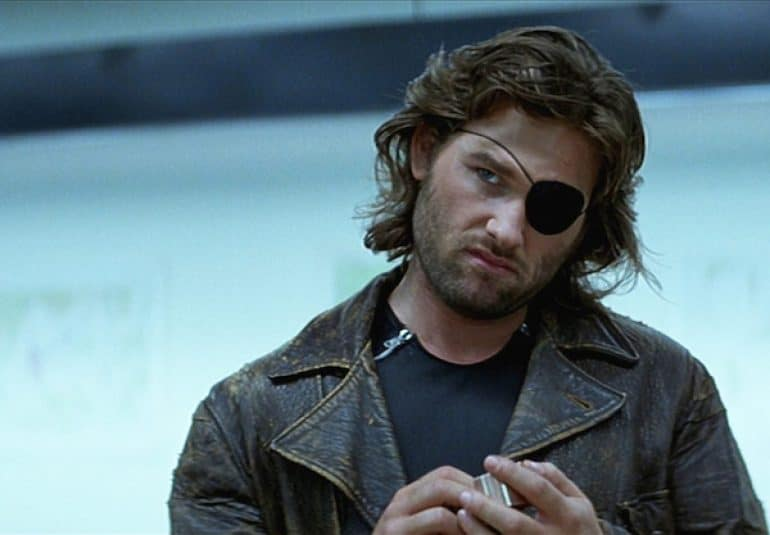 Kurt Russell - Greatest 90s action stars