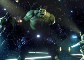 Marvel's Avengers Game 4