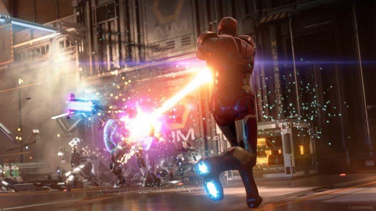 Marvel's Avengers Game 8