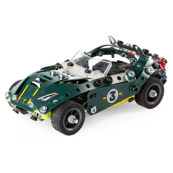 Meccano 5-in-1 Roadster Cabriolet