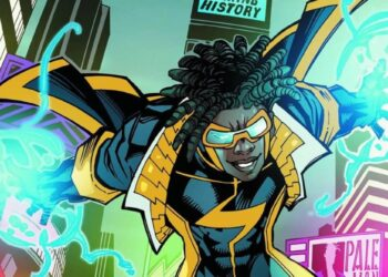 Milestone Comics Makes A Return With Static Shock Movie And More
