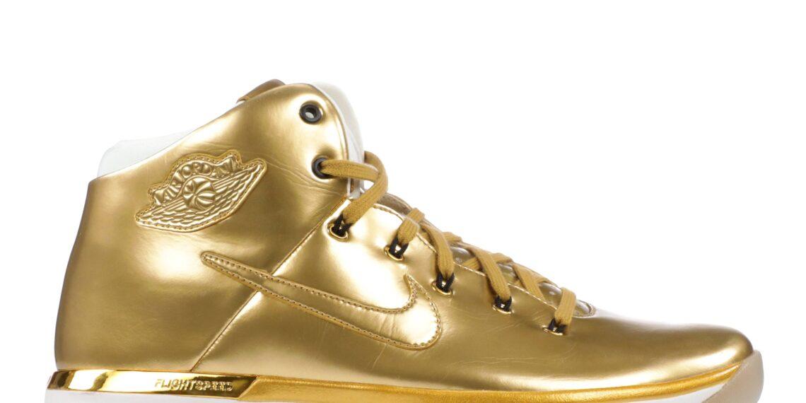 Nike Air Jordan 31 Gold