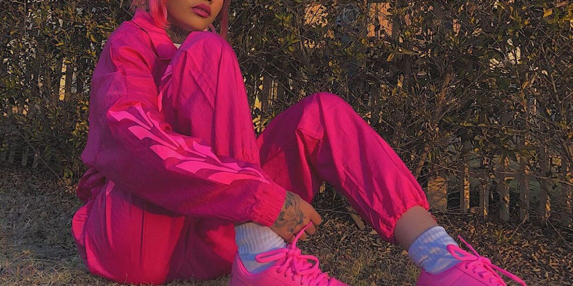 PUMA Release the Pretty Pink Collection - Bold Bright and Confident