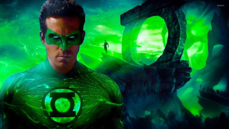 Ryan Reynolds Shares Green Lantern Reynolds Cut