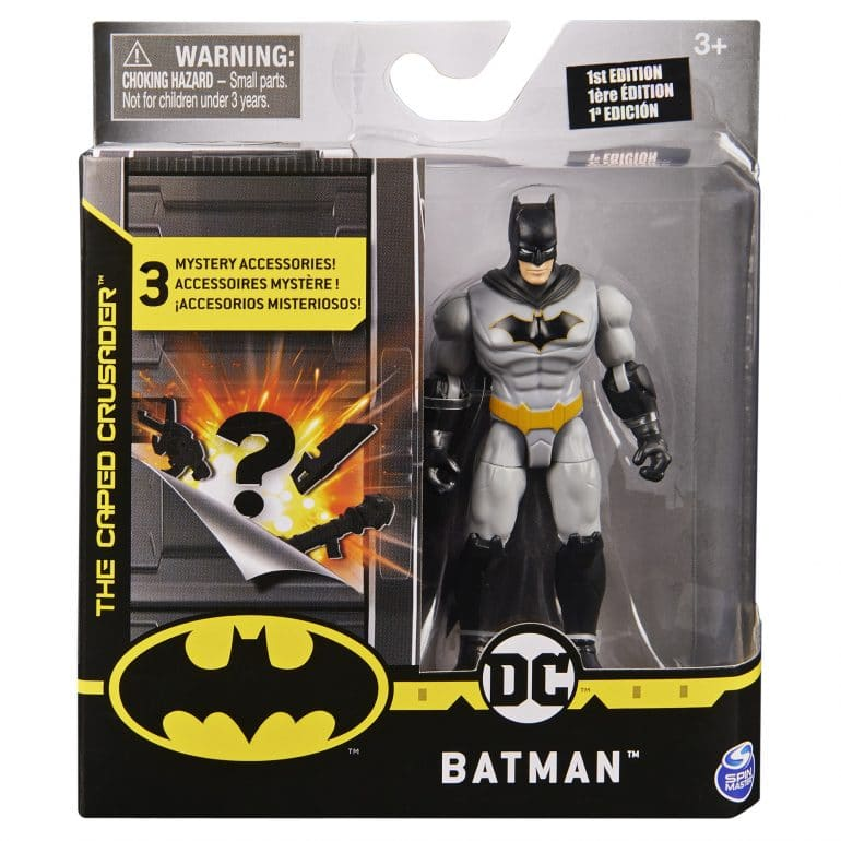 DC Toys: The DC Universe Comes Alive Batman
