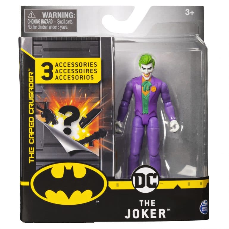 DC Toys: The DC Universe Comes Alive Joker
