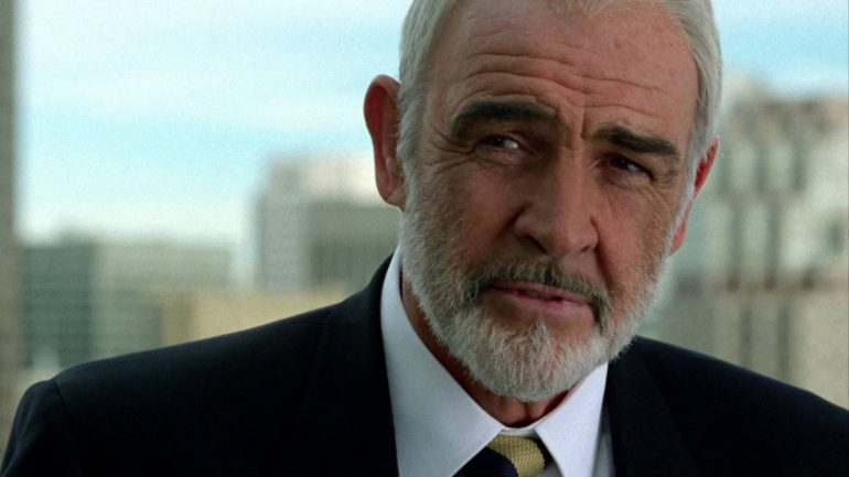 Sean Connery 90s