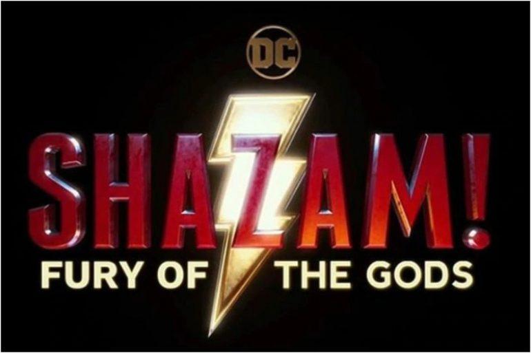 Shazam - Fury of the Gods